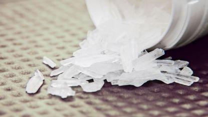 Zwaar verslavende drugs crystal meth voor het eerst aangetroffen in Ieper: gebruiker voor rechter