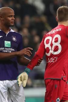 Jet de pétard vers Mignolet: ce que risque Anderlecht