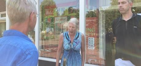 Vrouw beticht boa's en woordvoerder van NSB-praktijken bij sluiting supermarkt: 'Dit kan echt niet'