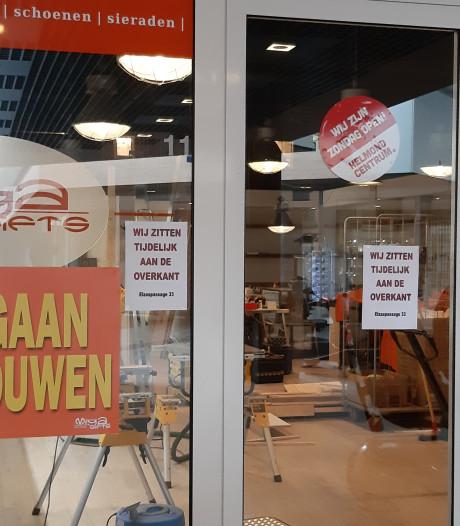 Migagifts in Elzas Passage Helmond verbouwt, nieuwe zaak aan Speelhuisboulevard