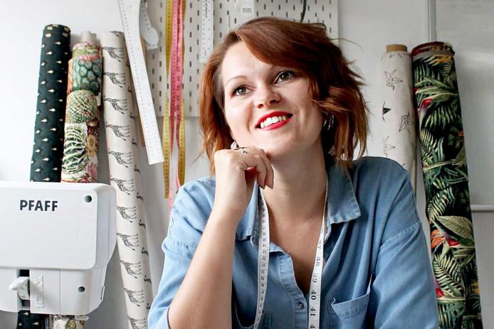 """Ivana: ,,Als ik thuis ben, ben ik aan het ontwerpen."""""""