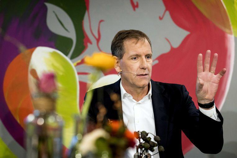 2020-02-13 09:14:11 AALSMEER - Topman Wiebe Draijer van de Rabobank geeft een toelichting op de financiele resultaten.