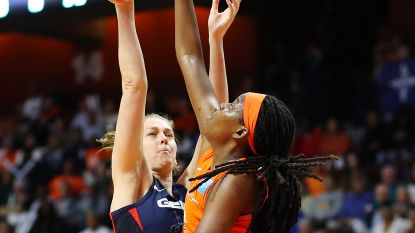 """Emma Meesseman nog geen WNBA-kampioen met Washington Mystics: """"Maar we zijn nog altijd favoriet"""""""