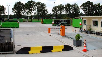 Containerpark drie dagen gesloten door Graspop