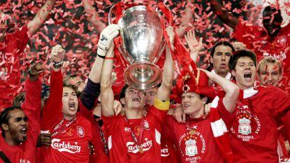 Het belooft wat te worden morgenavond: Liverpool zorgde al vaker voor spektakel in Champions League-finale
