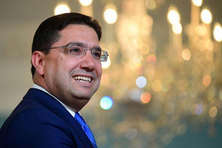 De Marokkaanse Buitenlandminister Nasser Bourita voelt niets voor een controlecentrum voor migranten op Marokkaans grondgebied.
