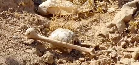 Iraakse politie kan identificatie massagraven IS niet aan
