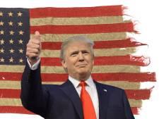 'Trump komt niet naar Soesterberg voor vlag United States'