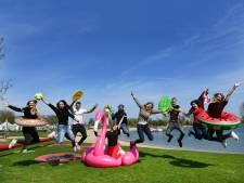 Beldert Beach krijgt grote hindernisbaan