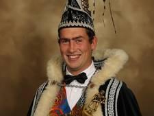 Prins Roel d'n Urste regeert in 't Hupke