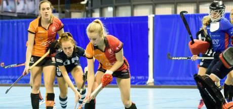Vrouwen Oranje-Rood kunnen play-offs vergeten, mannen wel naar kruisfinales