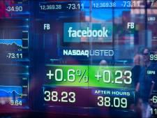 Facebook attendu au tournant à Wall Street après des débuts décevants