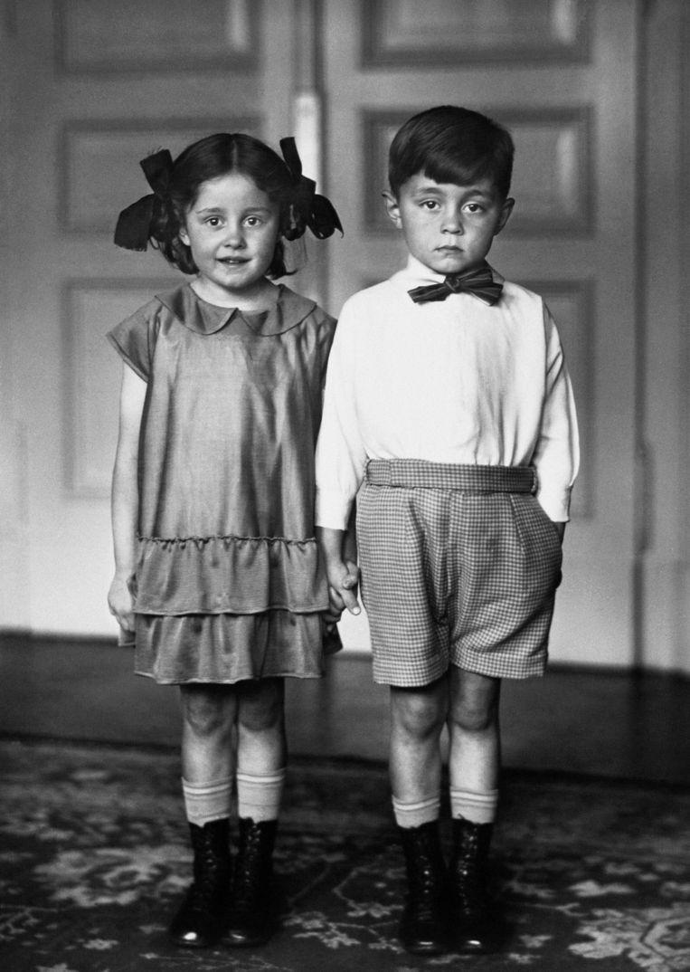 'Middle-class Children', een foto van Sander uit 1925.'Hij keek ín de mensen.' Beeld AP/August Sander