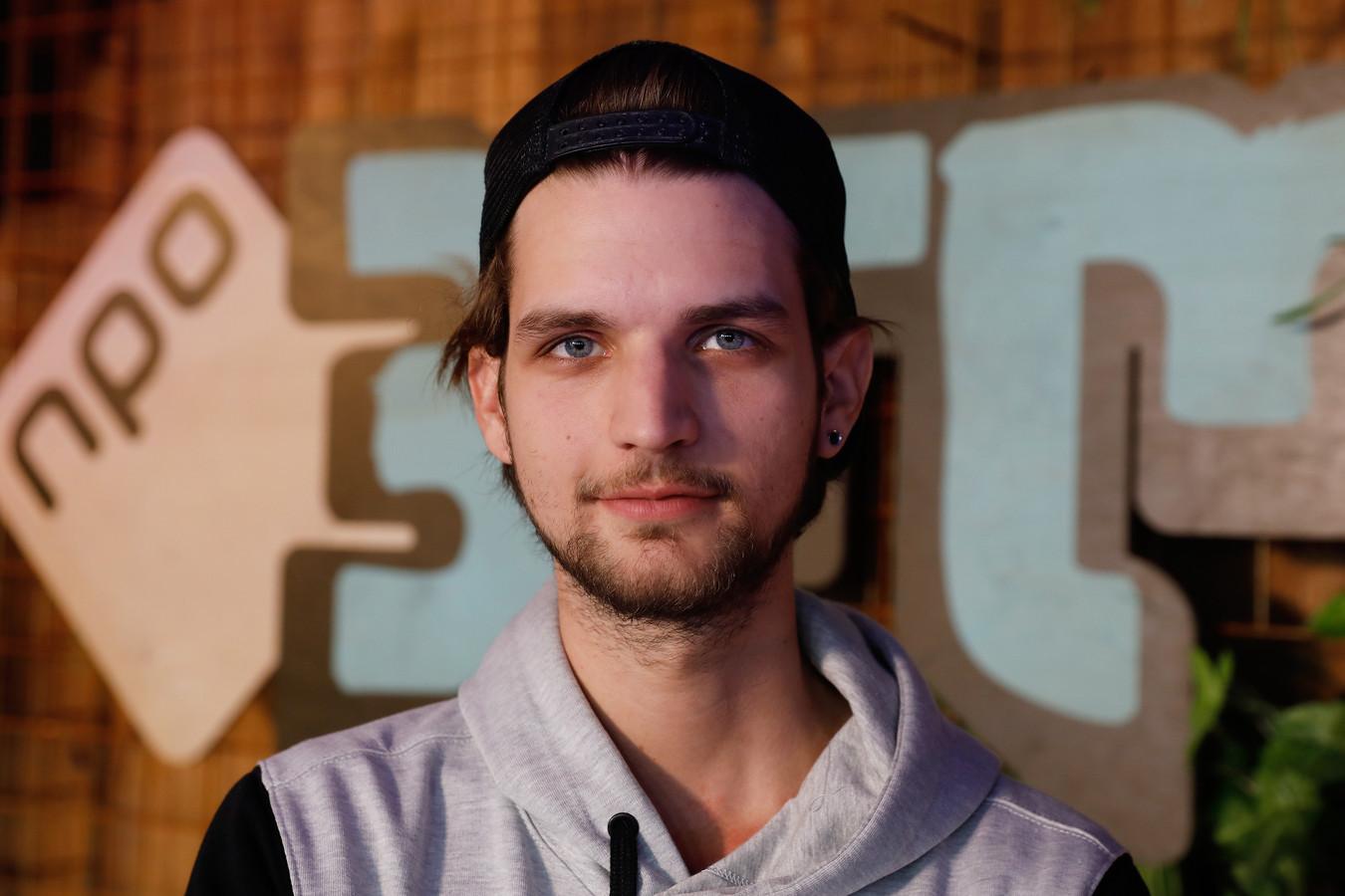 YouTuber en presentator Kaj van der Ree.