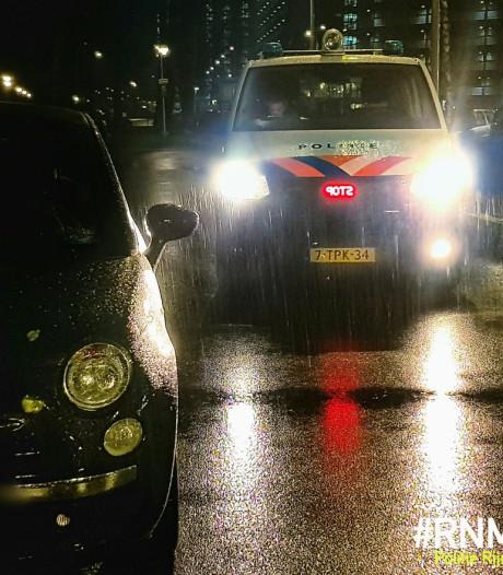Politie haalt 16-jarige joyrider achter stuur vandaan