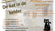 Toneelvrienden Aarsele brengen 'De Kat in de Kelder' op de planken