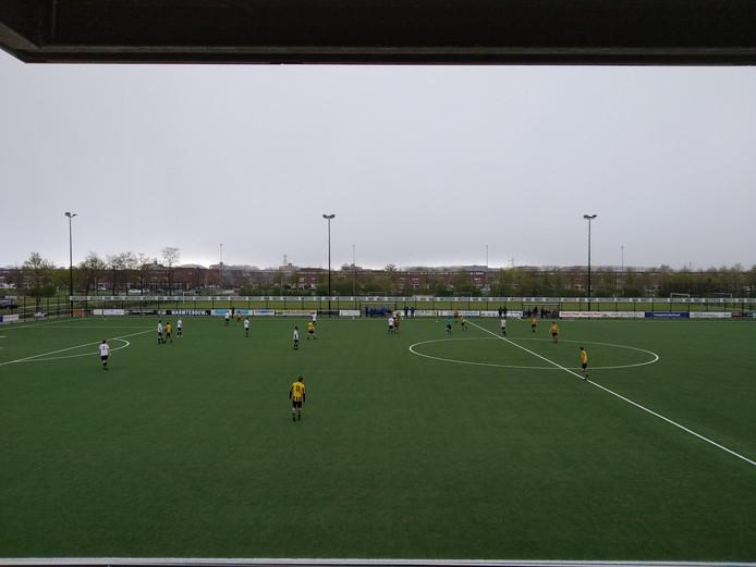 JSV en IJFC speelden op Sportpark Galecop gelijk.