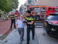 Brand in appartement Vlissingen is niet aangestoken