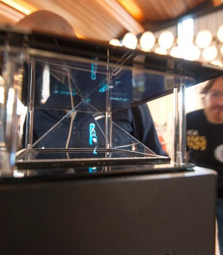 Voetballen met robots op festival Innovate in Arnhem