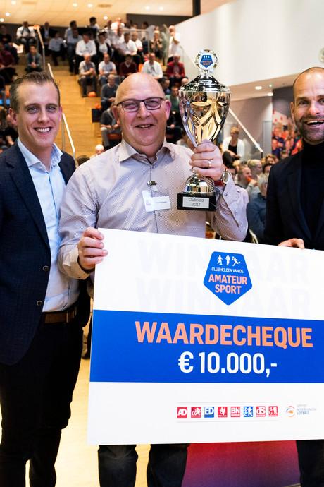 Heijmans van Nooit Gedacht Clubheld van Nederland