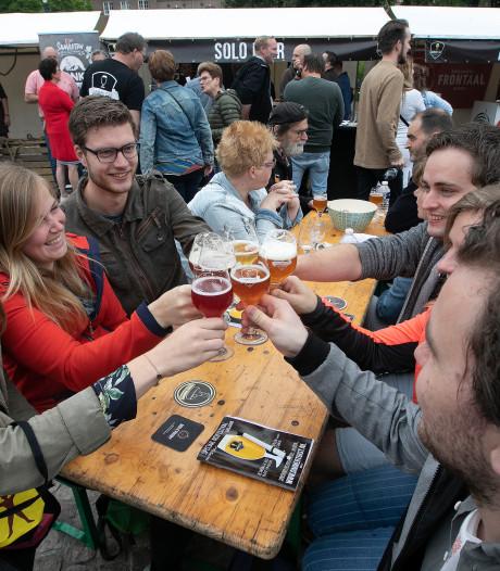 Speciaal bierfestival Gimmert Gist in Gemert: 'Speciaalbier is om van te genieten'