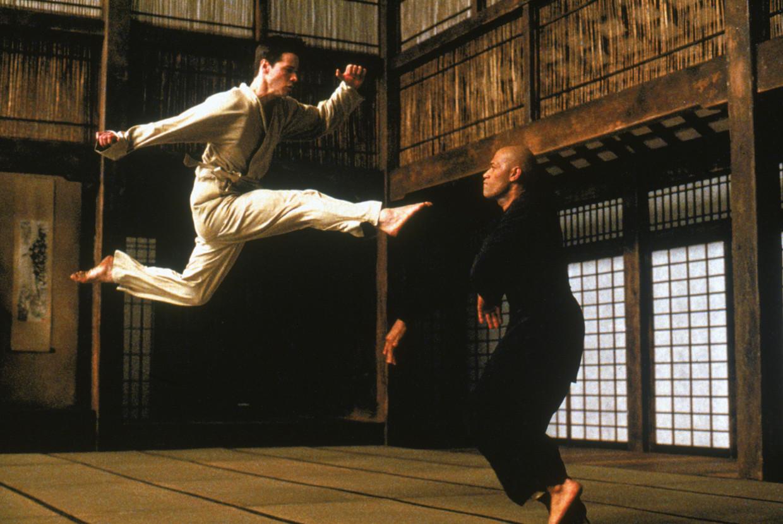 The Matrix. Beeld