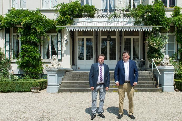 Jan en Wim baron de Constant Rebecque.