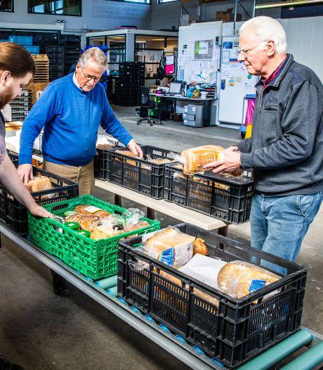 Lions helpen horeca en klanten voedselbank