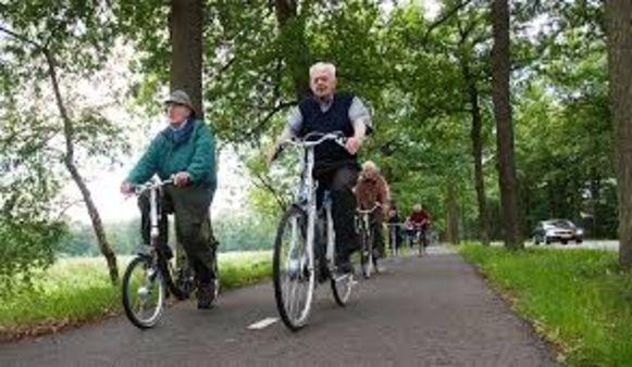 Deze legislatuur zal werk gemaakt worden van een fietsring rond Ekeren