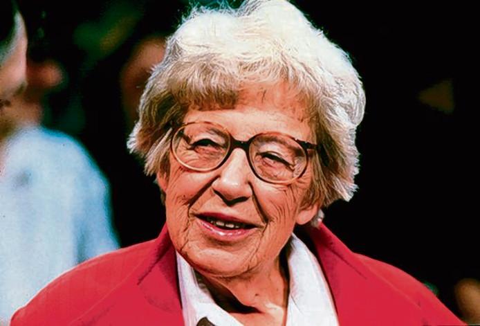 Schrijfster Annie M.G. Schmidt