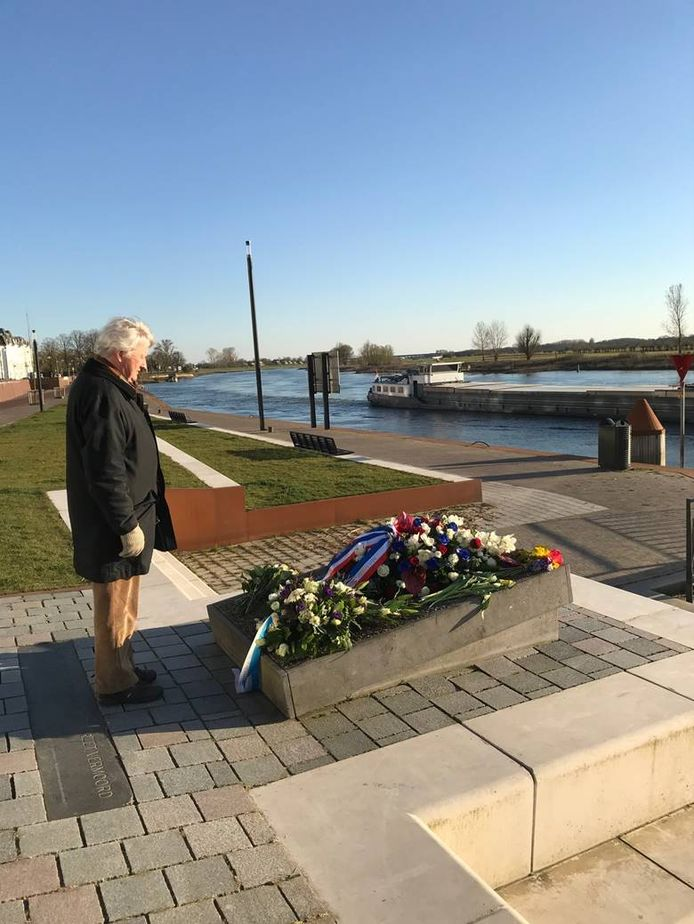 De herdenking in Zutphen gisteren vond in eenzaamheid plaats.