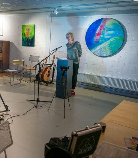 Beppie Lotterman kan eindelijk haar jubileum vieren met expositie in K26