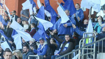 Nieuwe supportersgroep schreeuwt KAA Gent Ladies naar overwinning