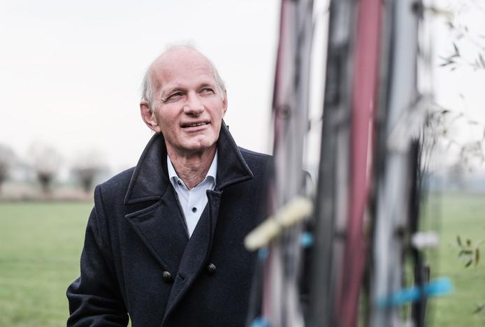 Jan van Amstel, voorzitter van MS Vereniging Nederland.