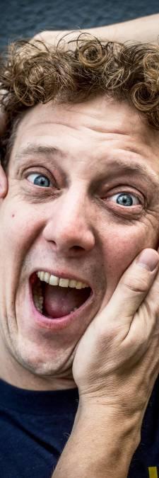 Jochem Myjer 'sprakeloos' over bedrag voor strijd tegen slaapziekte