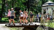 Boerenkrijgpark in Overmere plechtig geopend door gemeentebestuur