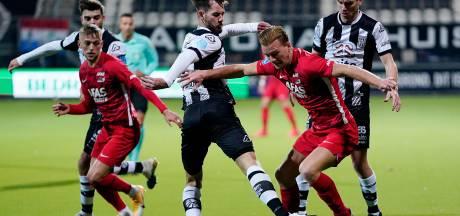 In vijf hele vervelende minuten laat Heracles het liggen tegen AZ: 1-2