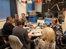 Terugblikken en toekomstmuziek voor jubilerende Radio Schouwen-Duiveland