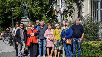 Zestig artiesten slaan handen in elkaar voor 'Kunst Kleurt' in en rond Kerkstraat
