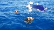 Babyvluchteling verdronken in Middellandse Zee