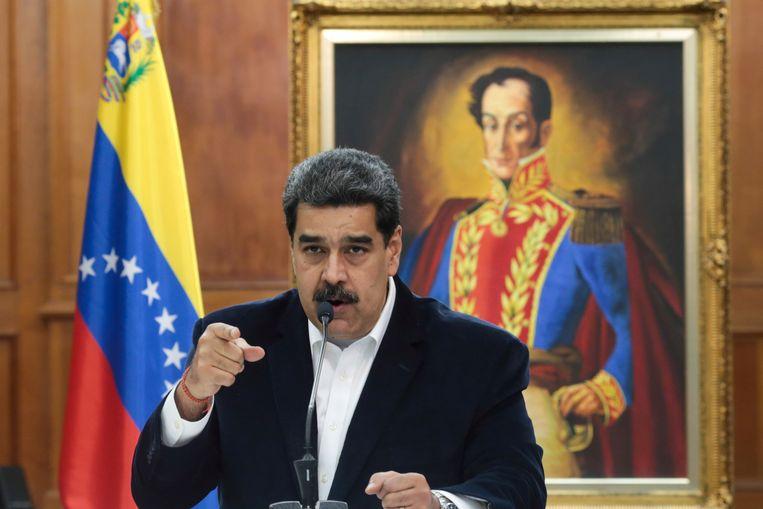 Colombiaanse zakenman en 'dealmaker' Maduro opgepakt voor ...