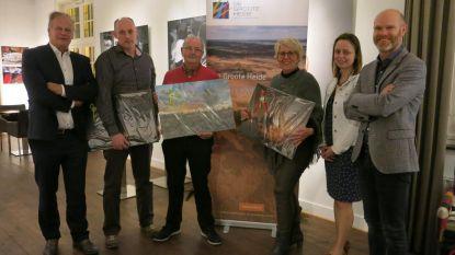 Gerard wint fotowedstrijd De Groote Heide