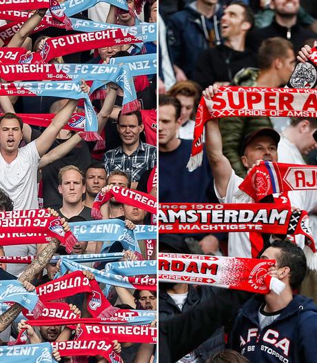 Poll: plaatsen FC Utrecht en Ajax zich voor groepsfase EL?
