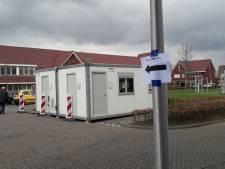 Honderd stemmers in het mobiele bureau aan de Schuttershof in Etten-Leur