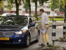 Flyeractie in Soest: 'Een relaxte rijder maakt de kinderen blijer'