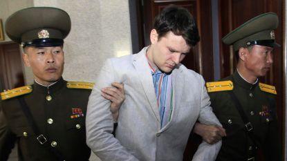 Noord-Korea presenteerde VS factuur van 2 miljoen dollar voor zorg comateuze student Otto Warmbier