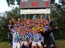 Helvoirt verwacht geen tweede stunt tegen FC Den Bosch