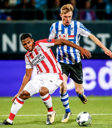 Kabangu, Kada én Van Landschoot in de basis bij FC Eindhoven