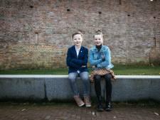De kinderburgemeester en kinderwethouder kunnen best wat voor elkaar krijgen in Harderwijk