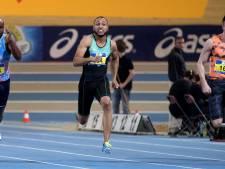Joris van Gool doet in fotofinish op NK 60m indoor mee met grote mannen Garia en Martina